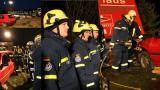 Gemeinsame Ausbildung FFW-THW in Rehna